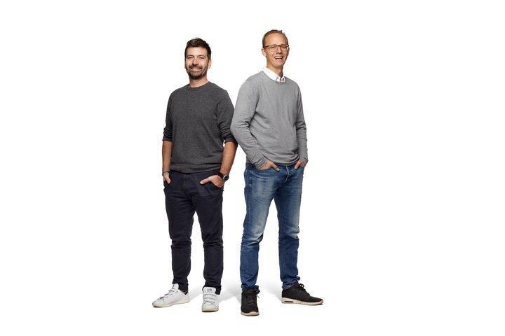 woom founder Christian Bezdeka Marcus Ihlenfeld dekleinespaak