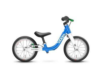 Woom 1 model 2021 blauw deKleineSpaak