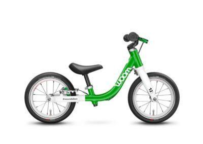 Woom 1 model 2021 groen deKleineSpaak