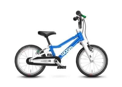 Woom 2 model 2021 blauw deKleineSpaak