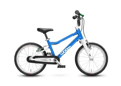 Woom 3 model 2021 blauw deKleineSpaak