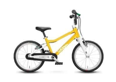 Woom 3 model 2021 geel deKleineSpaak