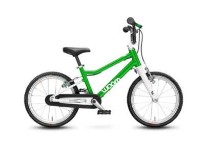 Woom 3 model 2021 groen deKleineSpaak