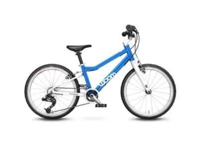 Woom 4 model 2021 blauw deKleineSpaak