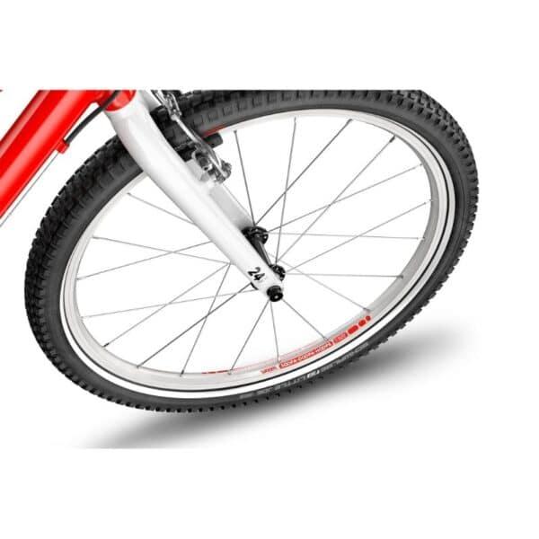 Woom 5 model 2021 wielen deKleineSpaak