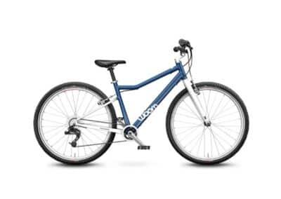 Woom 6 model 2021 midnight blue blauw deKleineSpaak