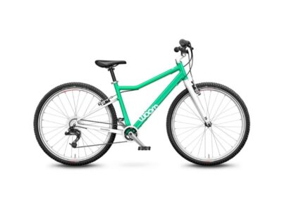 Woom 6 model 2021 mintgroen groen deKleineSpaak