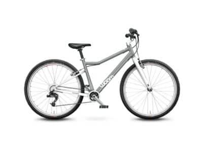 Woom 6 model 2021 moongrey grijs deKleineSpaak 1