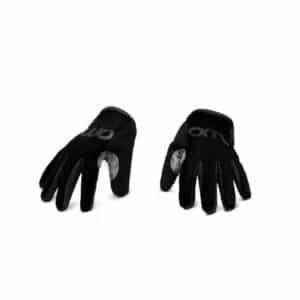 Woom tens handschoen zwart kleine spaak