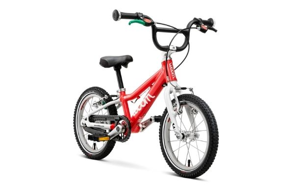 eerste fiets woom 2