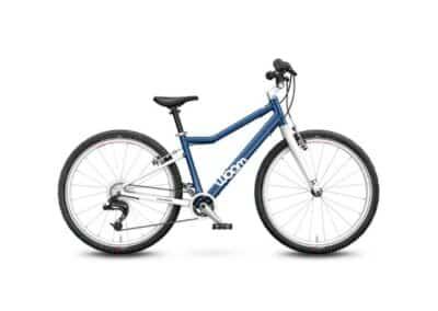 Woom 5 model 2021 Midnight Blue blauw deKleineSpaak