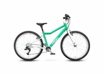 Woom 5 model 2021 Mintgroen groen deKleineSpaak