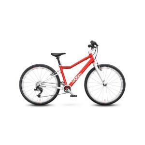 Woom 5 model 2021 rood deKleineSpaak