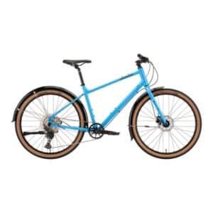 Dew Deluxe Azure Blauw Konabikes De Kleine Spaak