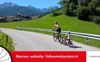 Nieuwe website: followmetandem.nl