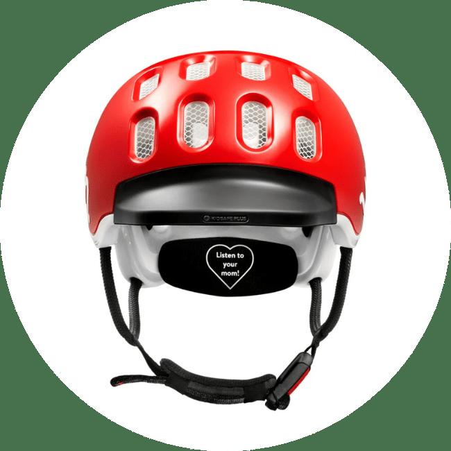 Binnenvoering helm