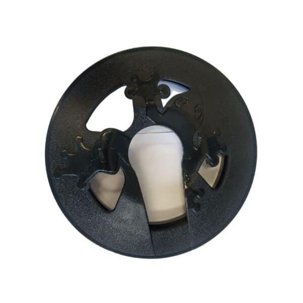 Frogbikes ketting beschermer voorkant 1 de kleine spaak